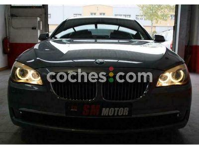 usado BMW 730L Serie 7 da 245 cv en Zaragoza