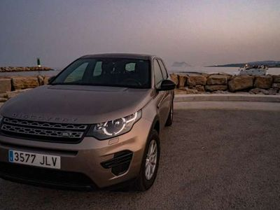 usado Land Rover Discovery Sport 2.0 TD4 150 HSE AT 7PZ 5P 150CV