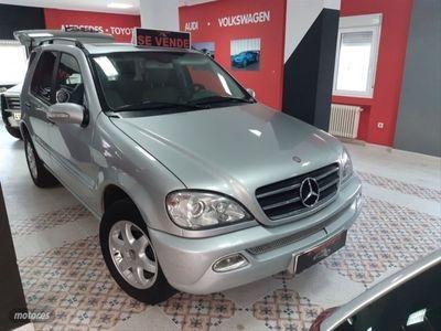 usado Mercedes ML500 Clase MAUTO