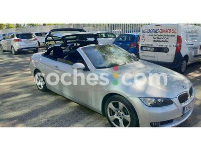 usado BMW 325 Cabriolet Serie 3 d Aut. 197 cv en Sevilla