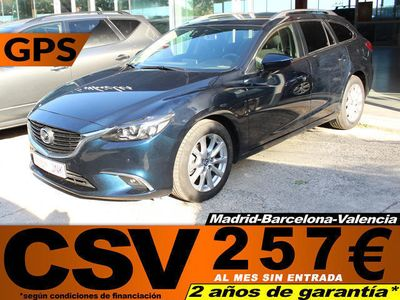 used Mazda 6 2.2 DE WAGON Style+110 kW (150 CV)