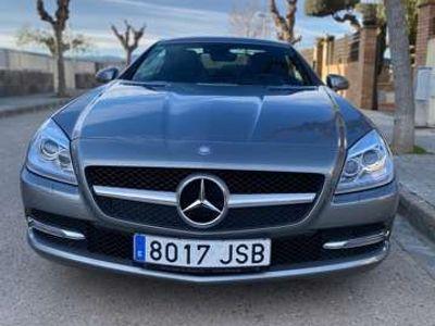 usado Mercedes SLK200 BE 7G Plus