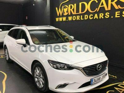 usado Mazda 6 W. 2.2de Style 110kw 150 cv en Alicante