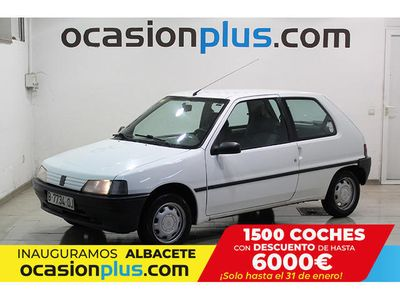 usado Peugeot 106 1.0 XN (50 CV)