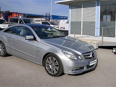 brugt Mercedes E350 Clase E CoupeCDI Blue Efficiency Avantg.