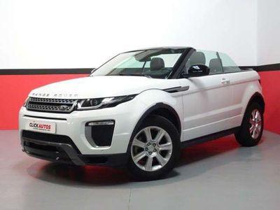usado Land Rover Range Rover evoque Convertible 2.0TD4 SE Dynamic 4WD 150 Aut.