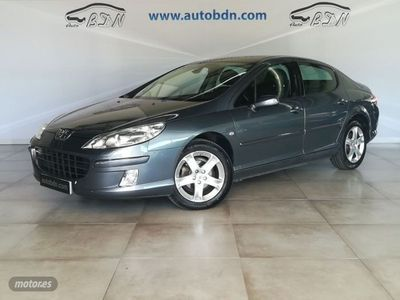 usado Peugeot 407 2.0HDI Premium Aut.