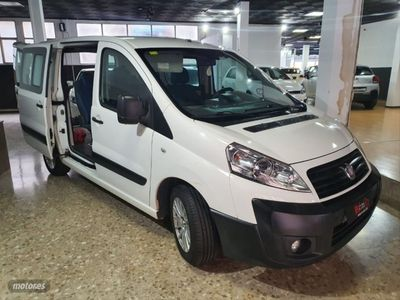 usado Fiat Scudo 2.0 MJT 120cv H1 10 Comfort Corto