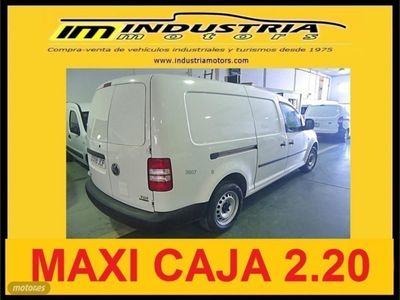 usado VW Caddy 1.6 TDI BMT 102CV Maxi Comfortl Edition