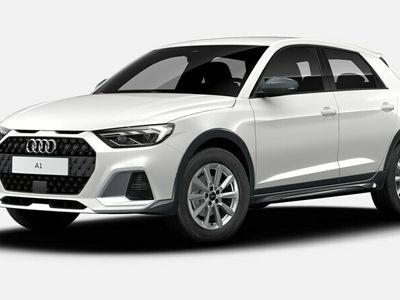 usado Audi A1 Citycarver 30 TFSI 85 kW (116 CV) Gasolina Blanco matriculado el 01/2021