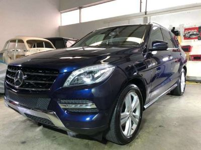 usado Mercedes ML350 BlueTec 4M 7G Plus