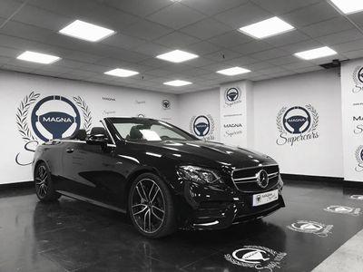 usado Mercedes E53 AMG AMG Cabrio 4Matic 9G-Tronic 435CV - Vehiculo Nacional