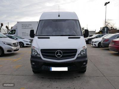 usado Mercedes Sprinter 314 CDI MEDIO 3.5T