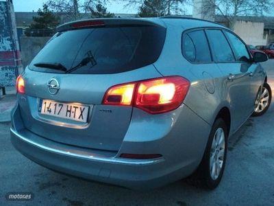 usado Opel Astra station wagon diesel
