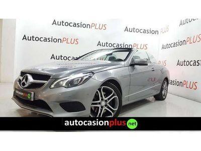 usado Mercedes E250 Cabrio CDI BE Aut.