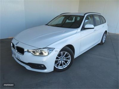 usado BMW 320 Serie 3 d EfficientDynamics Touring