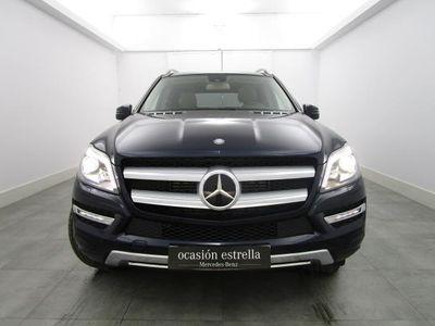 usado Mercedes GL350 BlueTEC 4MATIC todo terreno