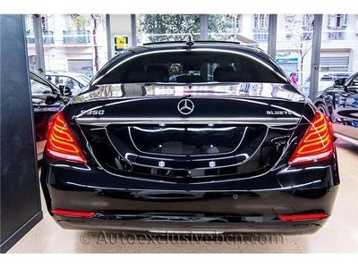 usado Mercedes S350 BT*Largo*Techo*Nightvision*Distronic*Masaje*576€