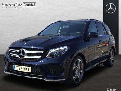 usado Mercedes 350 GLGLE-CLASSGLE D 4MATIC AMG LINE