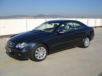 usado Mercedes CLK200 K 120 kW (163 CV)