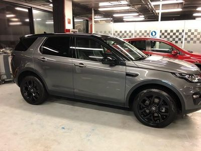 brugt Land Rover Discovery Sport Sport 2.2TD4 HSE 4x4 Aut. 150