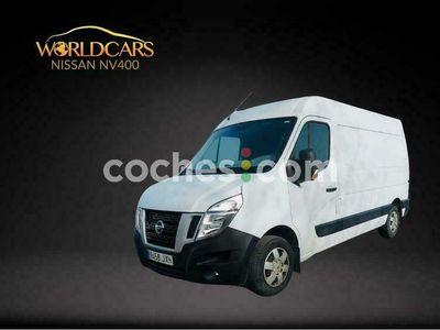 usado Nissan NV400 Combi 6 2.3dci 145 L2h2 3.5t Fwd Comfort 145 cv en Alicante