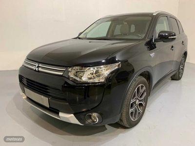 usado Mitsubishi Outlander 2,0 PHEV Kaiteki 4WD automatico 203CV
