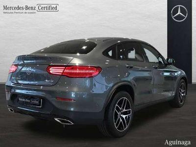 usado Mercedes GLC220 Coupé d 4Matic AUT PAQ NIGHT /// AMG INT + EXT