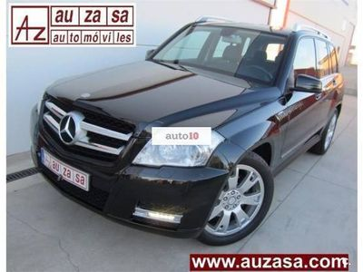 "usado Mercedes GLK220 220CDI BE 4matic 7G-Tronic "" PACK SPORT"" Full Eq"