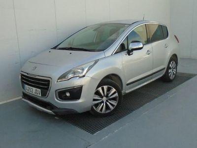 usado Peugeot 3008 1.6 BlueHDi Crossway 120