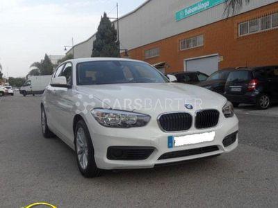 usado BMW 116 Serie 1 i 109 cv en Malaga
