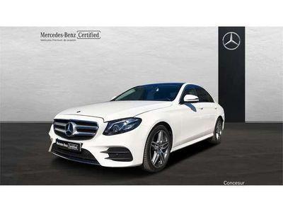 usado Mercedes E220 9G-Tronic 194