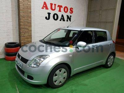 usado Suzuki Swift 1.3 Gl 92 cv en Barcelona