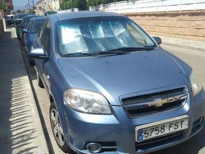 usado Chevrolet Aveo Pequeño 94cv Manual de 4 Puertas