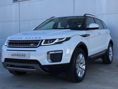 usado Land Rover Range Rover evoque 5 PUERTAS 2.0 ED4 SE