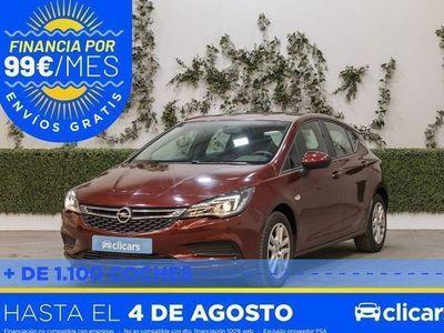 usado Opel Astra 1.4 Turbo S/S 92kW (125CV) Selective