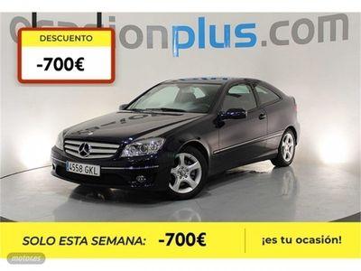 second-hand Mercedes CLC200 CLCK
