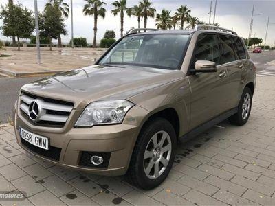 usado Mercedes GLK220 CDI BE (9.75)