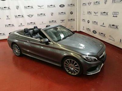 usado Mercedes 300 C Cabrio 9G-Tronic (9.75)