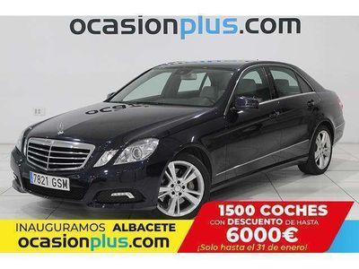 usado Mercedes E500 Avantgarde Auto (388CV)