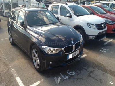 usado BMW 320 Serie 3 d Touring 5p. -14