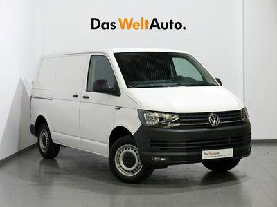 usado VW Transporter Furgón 2.0TDI BMT 81kW