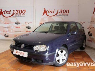 brugt VW Golf 1.6 5 porte gasolina