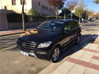 usado Mercedes ML350 CDI 4M Aut.