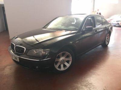 usado BMW 730 Serie 7 E65 E66