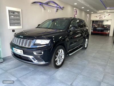 usado Jeep Grand Cherokee 3.0 V6 Diesel Summit 250 CV