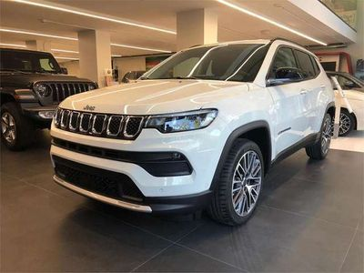 usado Jeep Compass 1.3 Gse 110kW (150CV) Limited DDCT 4x2