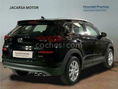 usado Hyundai Tucson 1.6crdi 48v Sle 4x2 116 cv en Jaen
