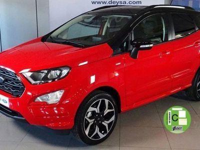 gebraucht Ford Ecosport NUEVO ST-LINE 1.5 TDCI 73KW (100CV) START&STOP EUR