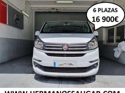 usado Fiat Talento 1.6 Ecojet Sx Largo 1,2 89kw 120 cv en Avila